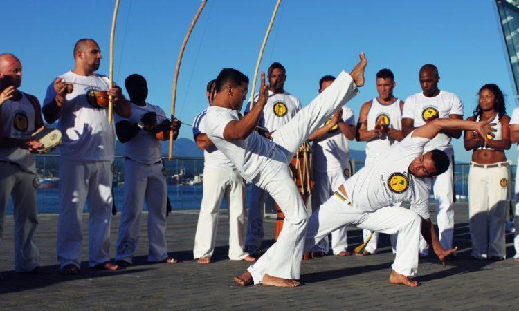 28e édition de la Grande nuit des arts martiaux : La capoeira à l'honneur à Libreville !