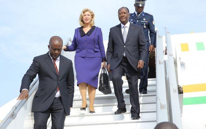 Coopération sud-sud : Le Président ivoirien à Libreville ce mercredi