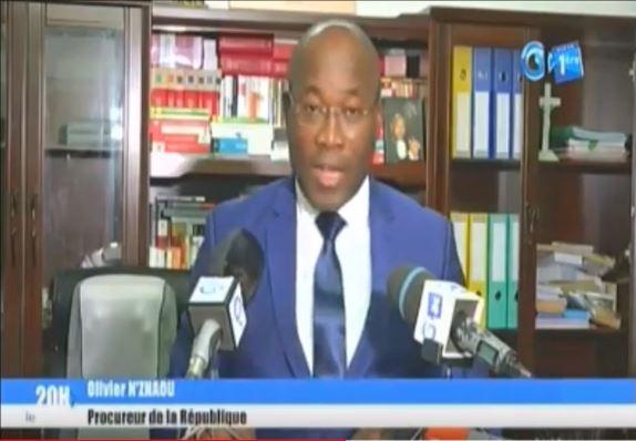 Gabon/Disparition frauduleuse de conteneurs de bois Kevazingo : La mise au point du procureur Olivier N'Zahou