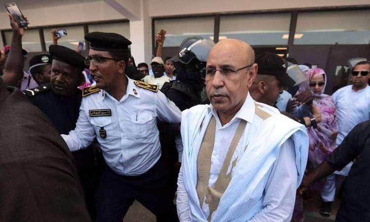 300ccc56d7475d7bcd45fc08b57c14c4 presidentielle en mauritanie le candidat du pouvoir se proclame vainqueur - Mauritanie: le candidat du pouvoir proclamé vainqueur au premier tour, l'opposition conteste les résultats