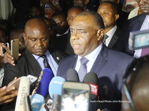 Congoprofond.net : « Bemba à Kinshasa, le MLC saisit Gentiny Ngobila »