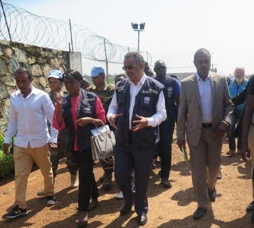Ebola en RDC : l'OMS note les premiers signes d'une diminution de l'intensité de la transmission