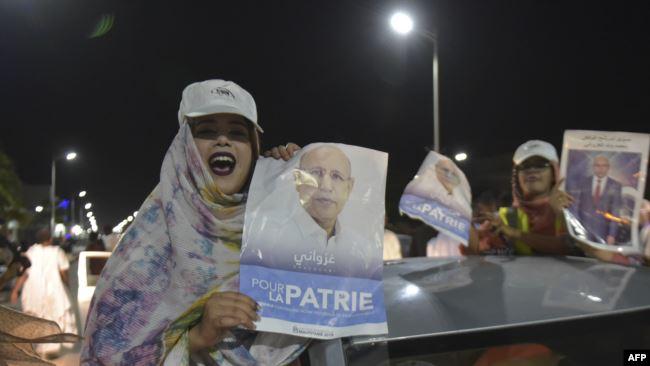 Présidentielle en Mauritanie l'opposition appelle à manifester - Présidentielle en Mauritanie: l'opposition appelle à manifester