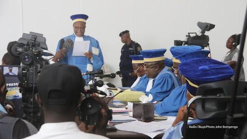 RDC : décisions attendues de la chambre rectificative de la Cour constitutionnelle sur les recours des députés