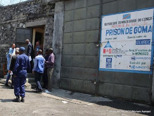 RDC : un nourrisson malnutri, malformé et en retard de croissance détenu à la prison de Goma