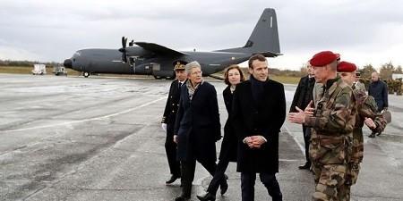 Les 15 pays qui ont acheté le plus d'armes à la France l'an dernier