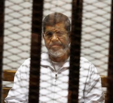Egypte : Décès de l'ancien président Mohamed Morsi en plein tribunal