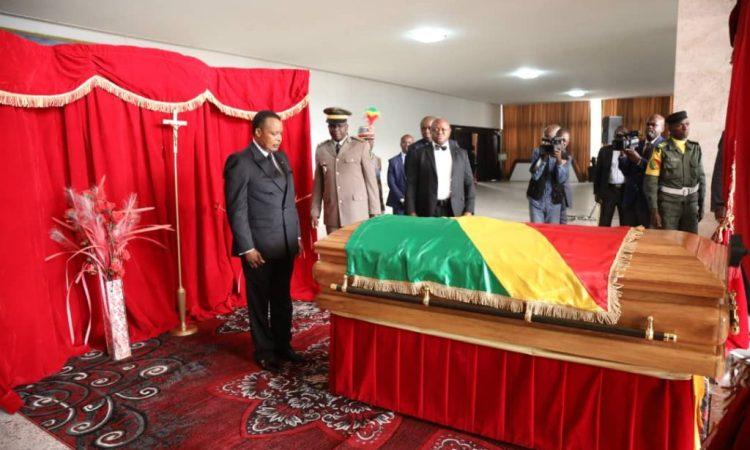 Congo/Décès : La nation rend hommage au professeur François Lumwamu