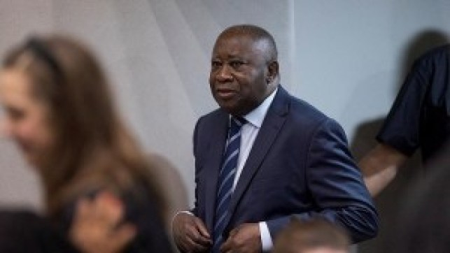 Laurent Gbagbo à la Cour pénale internationale