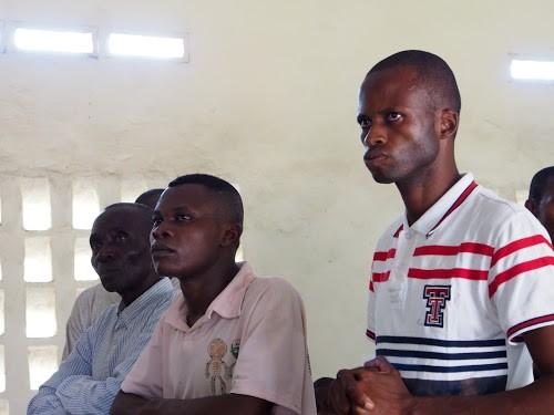 Meurtre des experts de l'ONU : un infirmier contredit le récit de Tshiebwe Bibomba