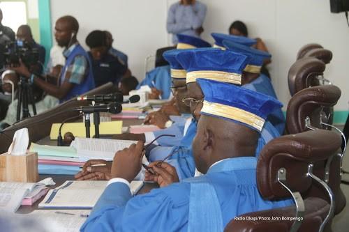 RDC : 10 députés de l'opposition repêchés par la Cour constitutionnelle