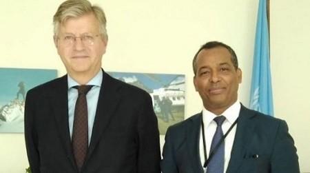 SidiMohamedAmar - Front Polisario : «L'implication du Maroc dans le trafic de drogue est un danger pour la paix et la sécurité»