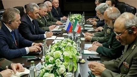 Golfe Persique: accord militaire Iran-Russie
