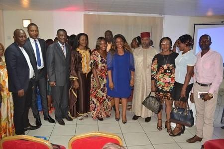 62563624 2057315627898739 4654172453394710528 n - Le 2ème Dîner d'affaires de Maxi Business Cameroun s'est tenu (Photos)