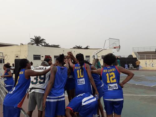 Afrobasket Dakar 2019 la RDC en quart de finale - Afrobasket- Dakar 2019 : la RDC en quart de finale