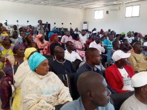 Autonomisation des filles: A Koulikoro, 50 jeunes et femmes installées