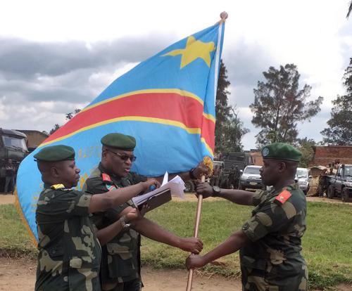 Beni le general Jacques Chaligonza prend le commandement des - Beni : le général Jacques Chaligonza prend le commandement des opérations Sokola 1