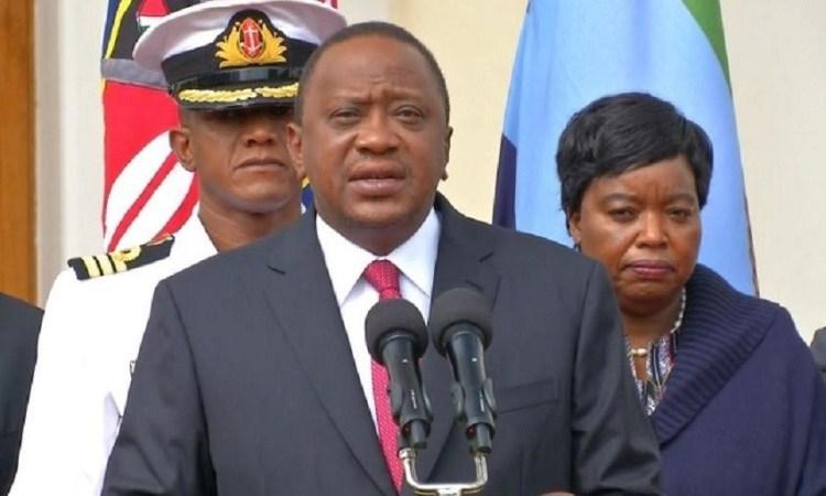 Corruption au Kenya : Le Président Kenyatta remonté contre la police