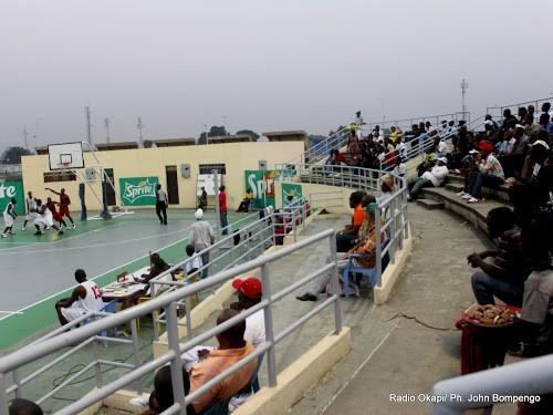 Coupe du Congo -Basket : démarrage de la compétition au stadium des martyrs