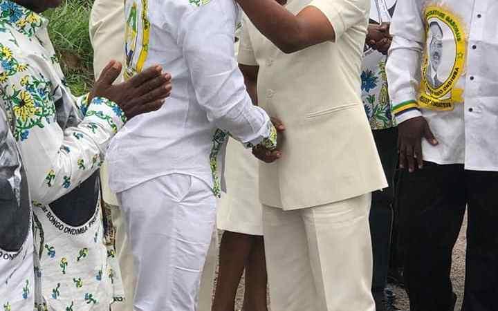 Politique/PDG:Ali Akbar Onanga exclu du parti perd sa qualité de député.