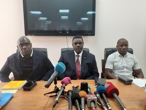Foot-RDC : Christian N'sengi s'engage avec les Léopards pour un an