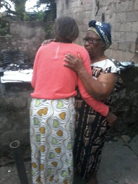 """Gabon : incendie à Plaine-Orety, le """"Mouvement Républicain et Citoyen (M.R.C) """" au chevet des compatriotes sinistrés."""