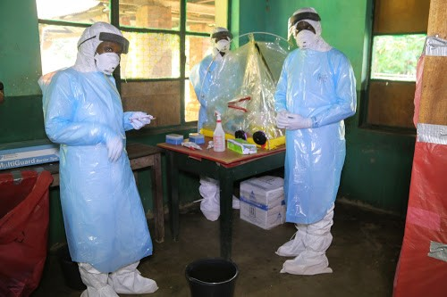 Ituri : aucun cas confirmé d'Ebola à Mahagi