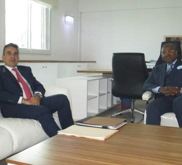 Gabon : Otandault échange sur les investissements