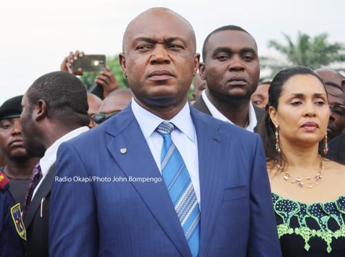 Kinshasa : Gentiny Ngobila suspend tout nouveau lotissement