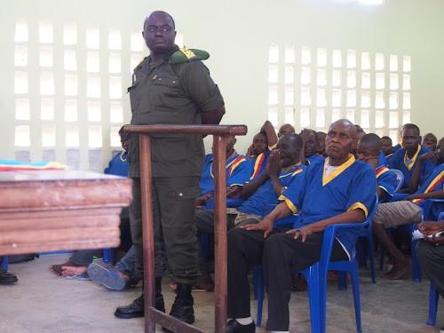 Meurtre des experts de l'ONU : début du procès du colonel Mambweni et ses co-prévenus