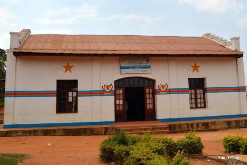 Une vue de la mairie de Beni (Nord-Kivu). Ph. Radio Okapi/Alain Wandimoyi