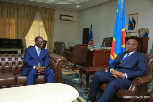 RDC Sylvestre Ilunga appele a harmoniser la premiere mouture - RDC : Sylvestre Ilunga appelé à harmoniser la première mouture de sa liste des ministrables