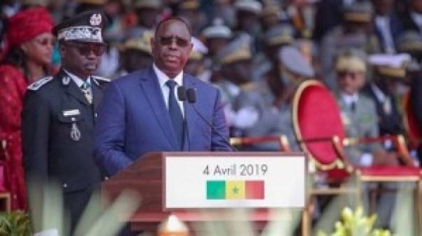 Le président Macky Sall, désigné comme l'Homme de l'année du secteur pétrolier africain