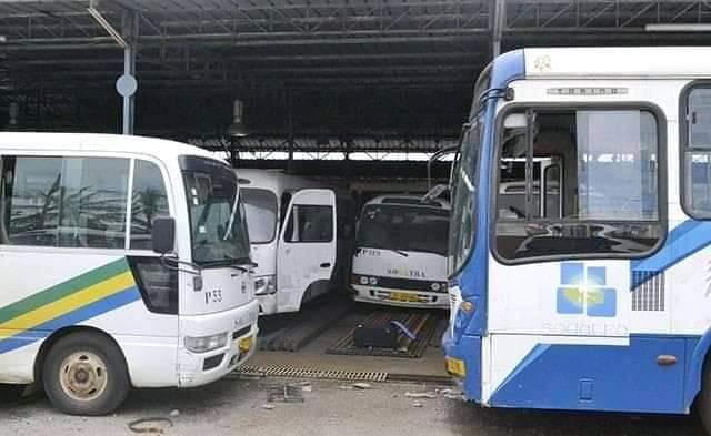 Sogatra: Trois bus et des pièces détachées «gratuites» en appoint