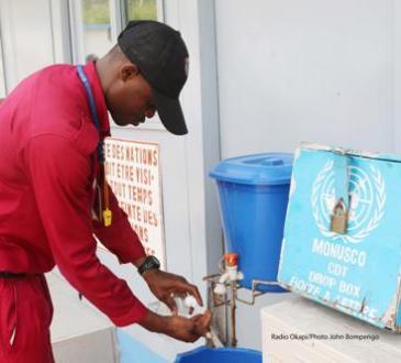 Sud-Kivu :  les mesures de lutte contre Ebola renforcées à la frontière de Kavimvira