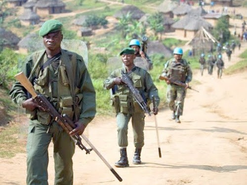 Uvira des officiers militaires echangent sur les defis et - Uvira : des officiers militaires échangent sur les défis et menaces sécuritaires dans la plaine de la Ruzizi