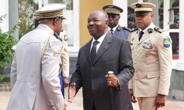 Gabon: Ali Bongo Ondimba «retrouve son aisance oratoire», selon la présidence