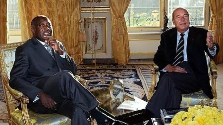 Jacques Chirac et la Côte d'Ivoire : une histoire d'amour et de désamour