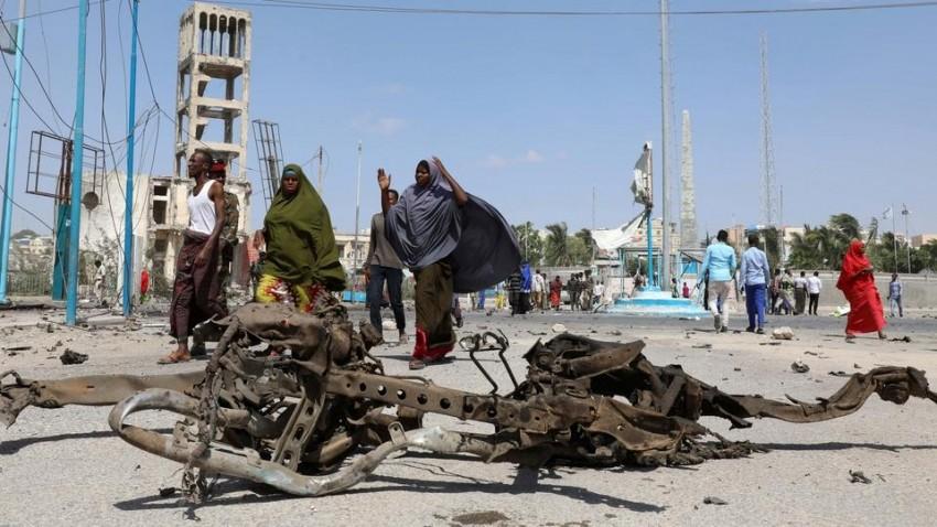 2ea2ecfd7d8ad0298f455f78b12cd28e XL - Une explosion fait 8 morts et 15 blessés dans la capitale somalienne