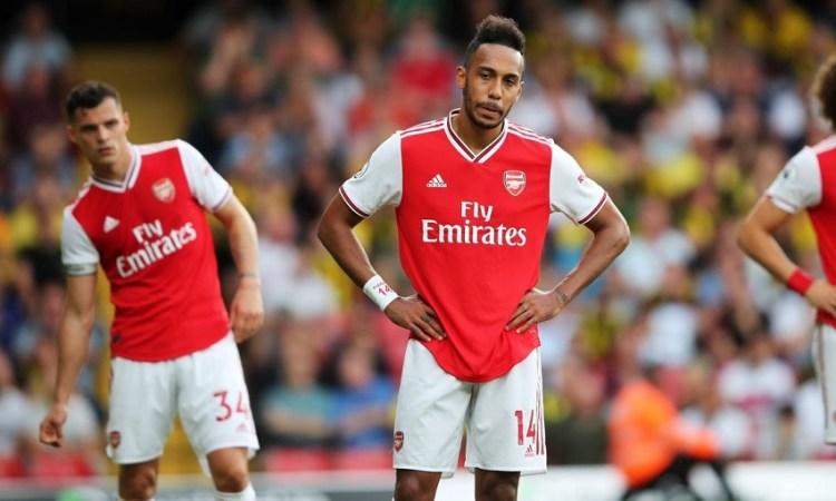 Arsenal : La belle prestation d'Aubameyang gâchée