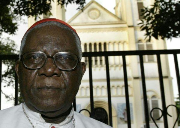 AuCameroun, le cardinal Tumi supplie les séparatistes anglophones de participer au dialogue