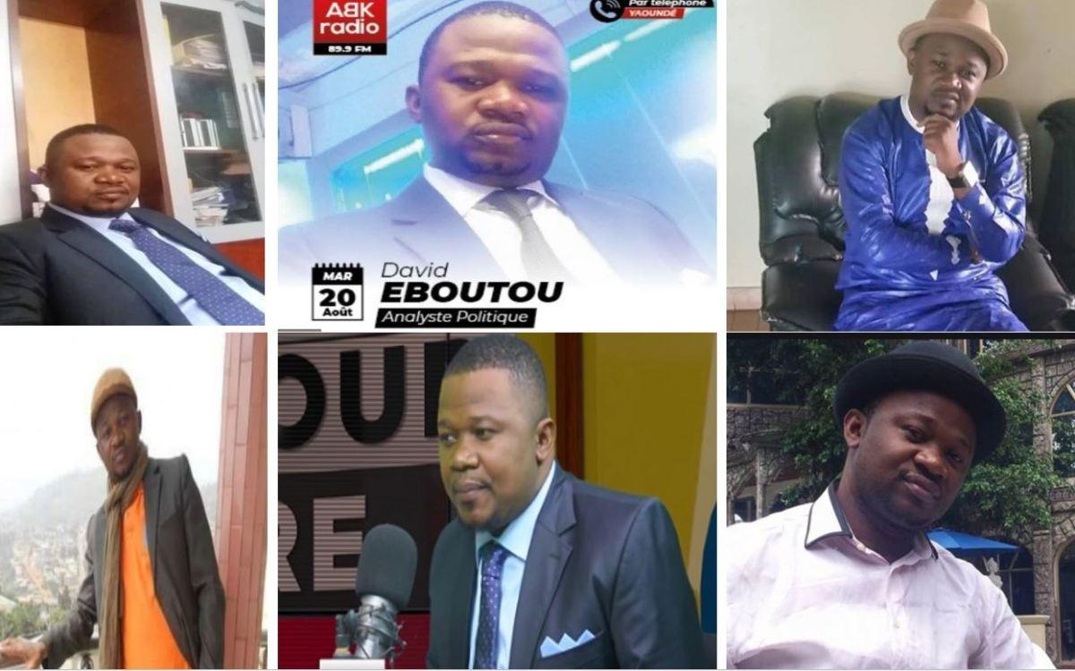 David EBOUTOU - David EBOUTOU, le repris de justice qui a annoncé Ali BONGO dans le coma à Londres