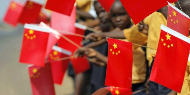 En Afrique, la Chine s'engage à collaborer avec des institutions financières