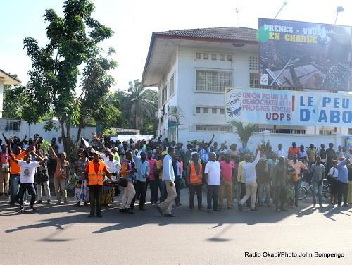 Kinshasa : un responsable de l'UDPS escroque la population en monnayant des prétendus emplois