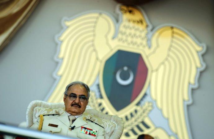 Libye: Haftar prêt à dialoguer, pression sur les acteurs du conflit à l'ONU