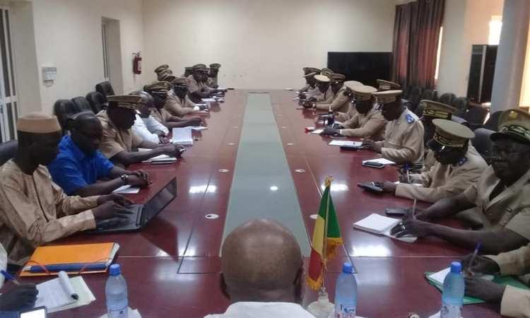 Mopti : Visite de terrain du ministre de l'Administration Territoriale et de la Décentralisation