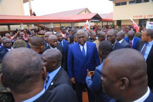 RDC la gratuite de l'enseignement sera « definitive et - RDC : la gratuité de l'enseignement sera « définitive et intégrale dans quelques mois », promet Tshisekedi
