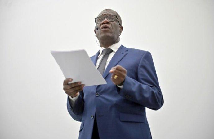 RDC: un chef rebelle jugé pour des viols massifs en 2018, Mukwege partie civile