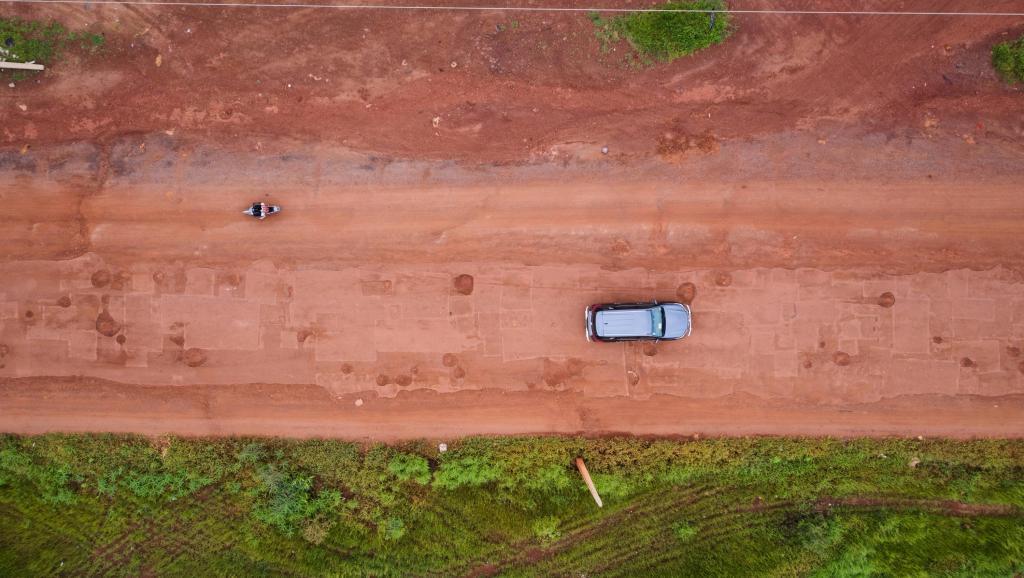 POURSUITE DU MOUVEMENT POUR LA REHABILITATION DES ROUTES AU MALI