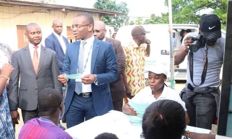 Gabon : La Zadié a son unité d'immatriculation CNAMGS